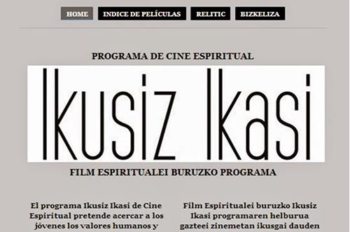 IKUSIZ IKASI. 33 UNIDADES DIDÁCTICAS DE CINE