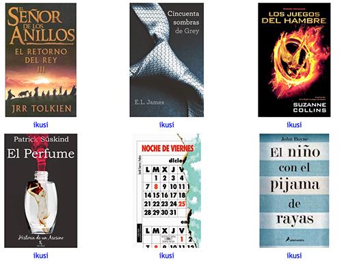 BOOK TRAILERS CREADOS POR EL ALUMNADO