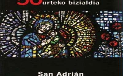 EL LIBRO DE SAN ADRIAN: 50 AÑOS DE VIDA (1956-2006)