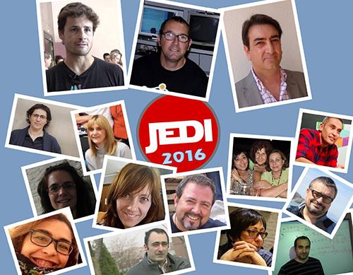 PARTICIPAMOS EN LAS JEDI2016