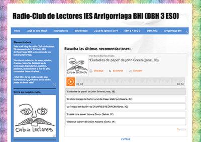 RADIO CLUB DE LECTORES
