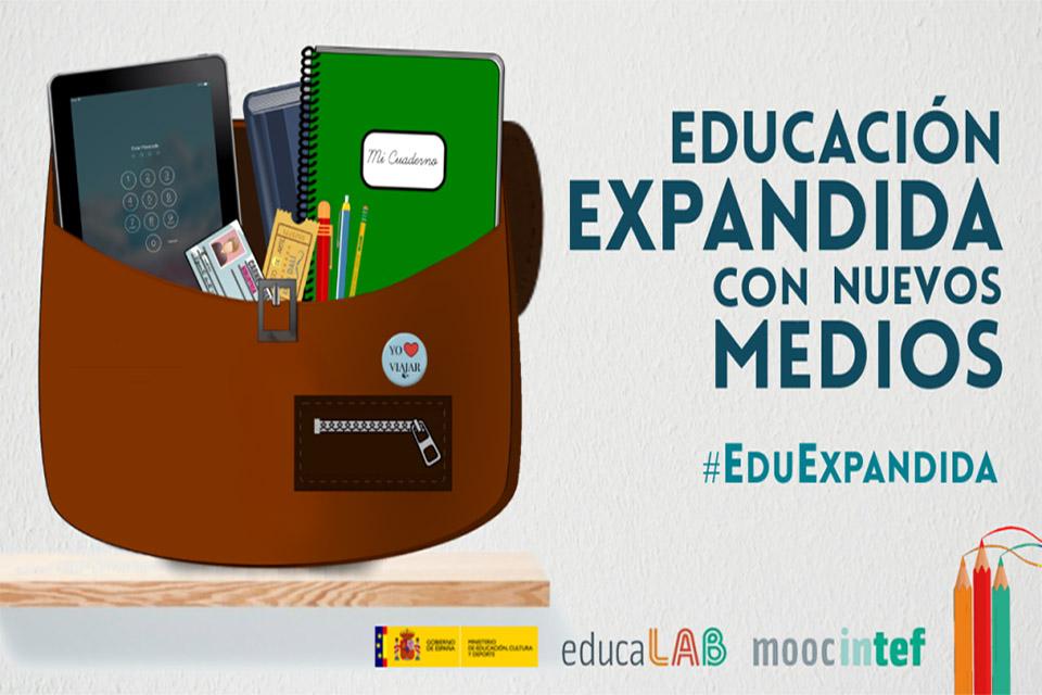 EDUCACIÓN EXPANDIDA CON NUEVOS MEDIOS