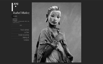 ISABEL MUÑOZ PREMIO NACIONAL DE FOTOGRAFÍA