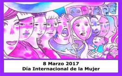 #8MARZO2017. UNA ACTIVIDAD PARA EL DÍA DE LA MUJER.