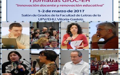 GrOC-EH. JORNADAS DE GRAMÁTICA ORIENTADA A LAS COMPETENCIAS