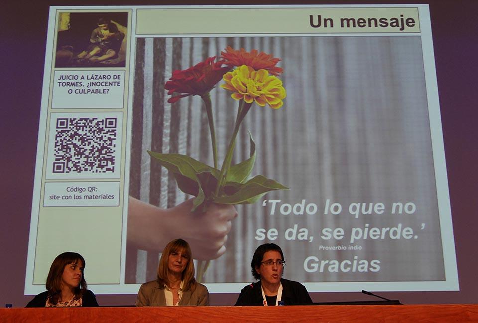 EL LAZARILLO EN VI ENCUENTRO DE GOOGLE #GSH2017