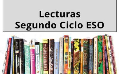 LECTURAS PARA SEGUNDO CICLO DE LA ESO