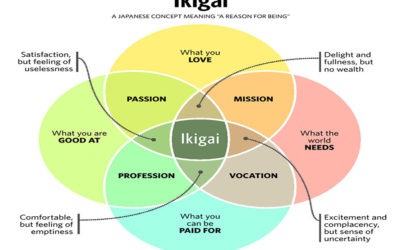 IKIGAI. ¿CUÁL ES TU PROPÓSITO EN LA VIDA?