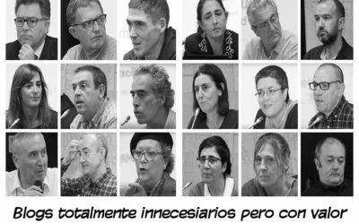 BLOGS INNECESARIOS PERO CON VALOR. #GETXOBLOG