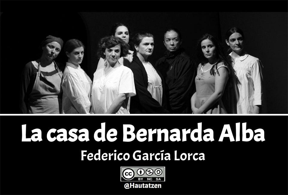 LA CASA DE BERNARDA ALBA. RECURSOS PARA EL AULA