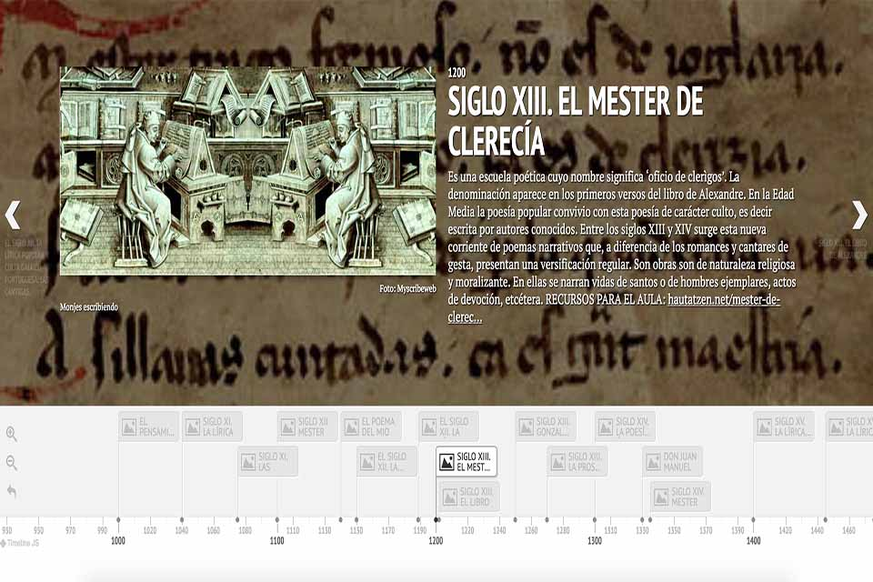 linea-tiempo-literatura-medieval