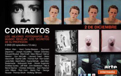 CONTACTOS. MICRODOCUMENTALES SOBRE FOTÓGRAFOS
