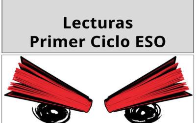 LECTURAS PARA PRIMER CICLO DE LA ESO
