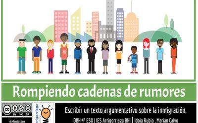 ROMPIENDO CADENAS DE RUMORES