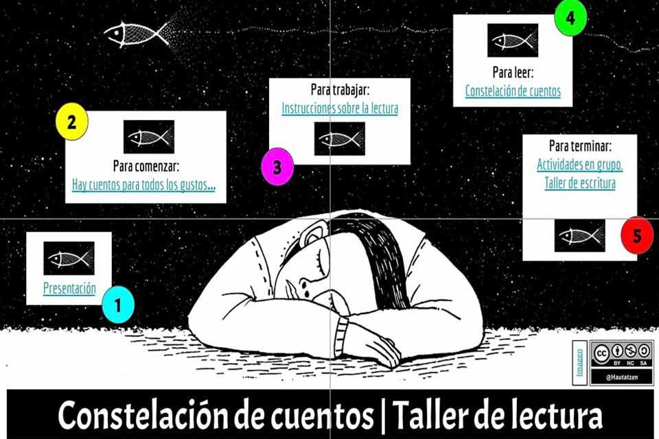 CONSTELACIÓN DE CUENTOS. TALLER DE LECTURA
