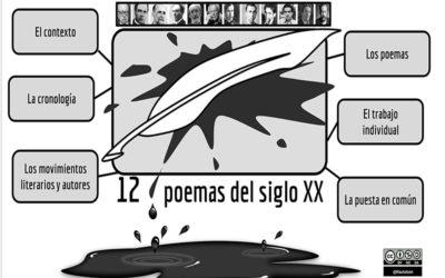 12 POEMAS DEL SIGLO XX ESPAÑOL