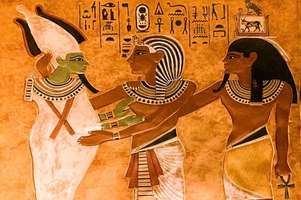 EXPOSICIÓN DIOSES Y REYES DE EGIPTO