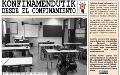 PERIODISMO DESDE EL CONFINAMIENTO